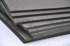 黑色碳纤防静电尼龙板柳州工厂
