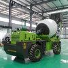 装载移动式混凝土攪拌車 4102发动机的攪拌車