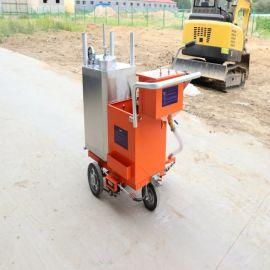手推式热熔划线机 一体式不干胶划线机