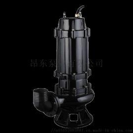 不锈钢排污泵耐磨耐腐蚀泵全不锈钢深井潜水泵大流量