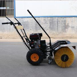 捷克手扶抛扫雪机 轮胎式电动铲雪车 加工定做
