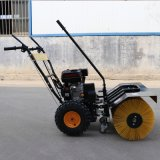 捷克手扶拋掃雪機 輪胎式電動鏟雪車 加工定做