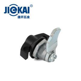 JK617-002 圆柱锁 配电箱机柜门锁 锌合金