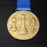 高檔金屬獎牌兵乓球摔跤運動會勳章製作頒獎比賽活動