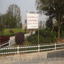 內蒙古興安盟綠化柵欄柵欄 新農村草坪護欄
