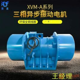 XVM-A-40-6三相卧式振动电機