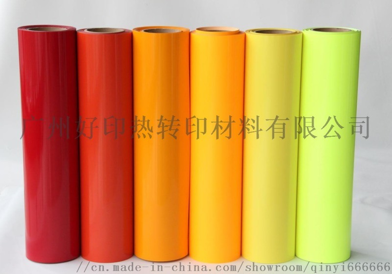 热转印膜厂家都有哪些刻字膜颜色