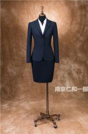 南京商务女装定制 南京职业装定做 南京西装套装定制
