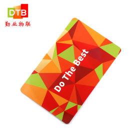 PVC标准智能卡 深圳DTB智能卡