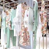 杭州品牌女装折扣nn小勾吊带连衣裙一手货源