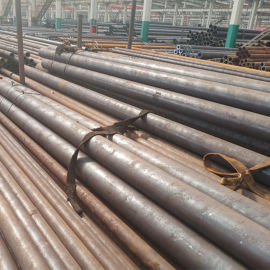 38CrMoAl钢管 38crmoal结构用管厂家