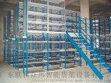 廣東閣樓倉儲貨架倉庫閣樓多層自由組合閣樓可定製組裝