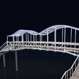 广东铝合金结构桥梁铝型材定制开模