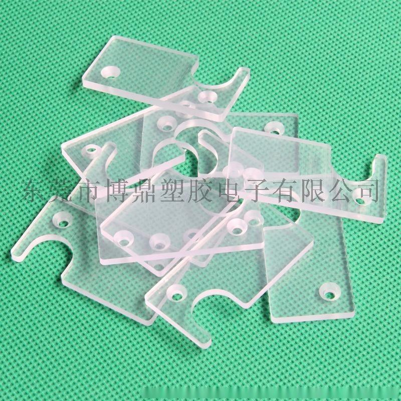 透明PC耐力板加工茶色板材阻燃防静电光扩散折弯雕刻