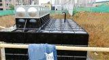 过车地埋式箱泵一体化装配消防水箱