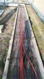 厚度1.0mm搭扣式电缆防火套管绝缘防火护套