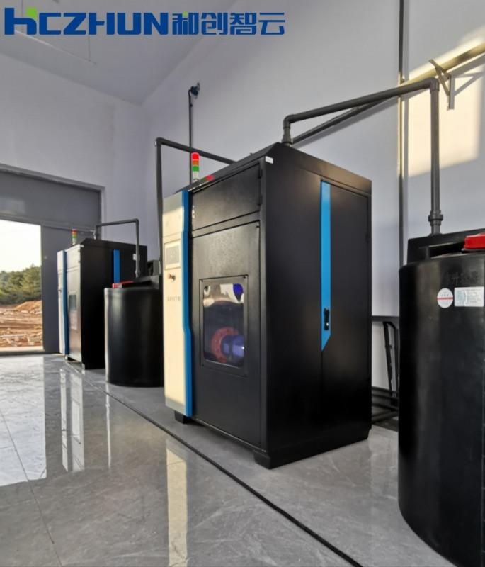 自來水廠消毒設備-水廠選用氯酸鈉發生器