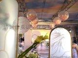 求婚地爆球惊喜婚礼天爆球地爆球布置制作