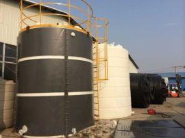10吨液体运输塑料储罐,高层建筑用水塑料水塔