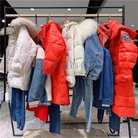 艺素国际20冬品牌折扣女装直播间吸粉货源供应