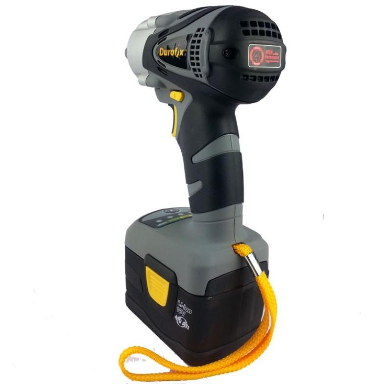 Durofix大扭力锂电池充电扳手 电动扳手