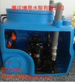 不锈钢PE污水提升设备