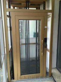 垂直家用电梯重庆订购家庭升降机无机房电梯