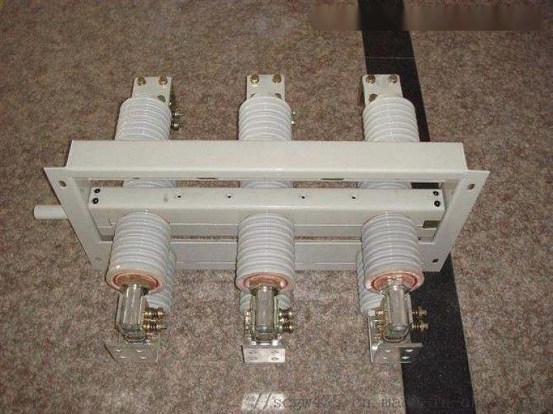 旋转式常规10KV户内高压隔离开关GN30