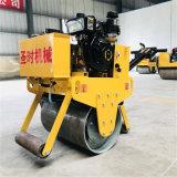 供应单轮振动手扶压实机厂家 柴油小型农用挖掘机