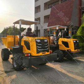 建筑农用机械自卸车 液压工程翻斗车