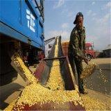 成箱水果皮带输送机 包装粮食装车输送机LJXY