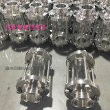 厂家直销优质304 316L卫生级玻璃管视盅