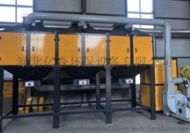 废气检测-催化燃烧净化装置