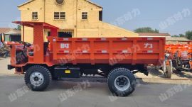 安徽8吨翻斗车的四不像工程矿山用