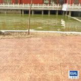 压膜地坪 混凝土压膜地坪 彩色水泥压膜地坪