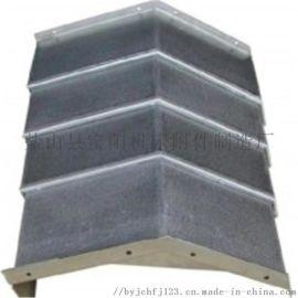 锐劲VMC850数控机床高速伸缩式钢板防护罩