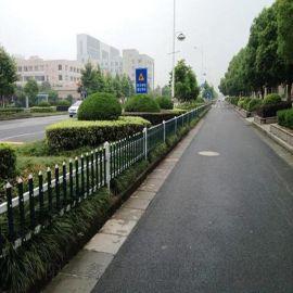 辽宁辽阳城市护栏 pvc草坪护栏pvc围墙护栏