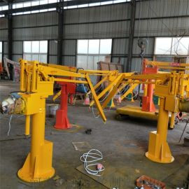 PJ020曲臂平衡吊 旋转式机械平衡吊 折臂小吊机