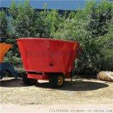 小型养殖场用5立方牛羊厂草料搅拌机饲料搅拌车