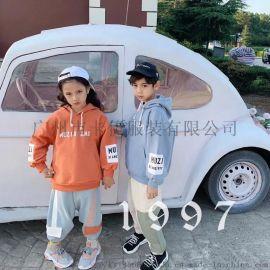 杭州 1997童装 时尚卫衣品牌童装折扣货源