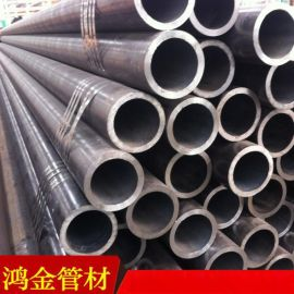宝钢Q410/Q460碳锰钢无缝钢管121*12
