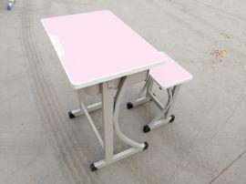 批发低价课桌椅学生桌椅学校课桌单人双人课桌