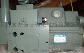原装PV2R1-10-F-RAR-41油研叶片泵