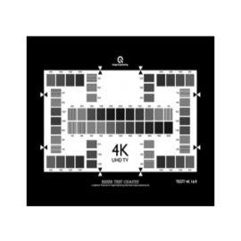 4K分辨率测试卡-摄像头清晰度测试卡-厂家直销