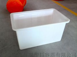 50升塑料方形箱,储物箱,塑料方桶