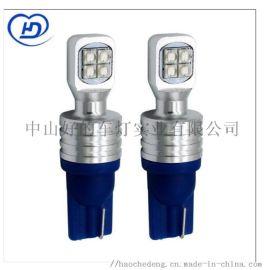 LED炫蓝光汽车牌照仪表灯 示宽灯 大功率