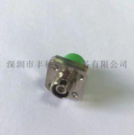 FC/APC方形分体铜外壳光纤适配器 UPC可定制