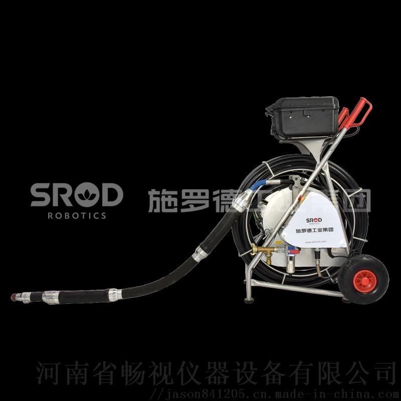 河南管道清淤机器人厂家,管道切割机器人