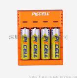 廠家直銷鎳氫電池充電器1.2v電池通用充電器定制