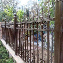 厂家现货锌钢护栏别墅铁艺围栏